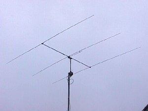 3 Element 28 MHz light weight Yagi - Ham Radio Library