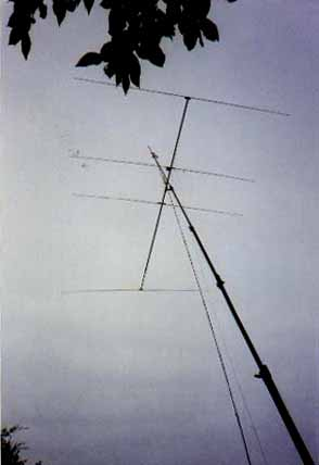 4 Elelemt Yagi Beam Antenna For 20 Meter Ham Radio Library