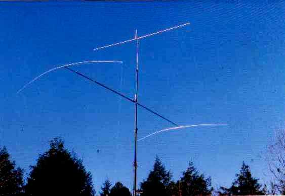 80 meter band quad antenna - Ham Radio Library