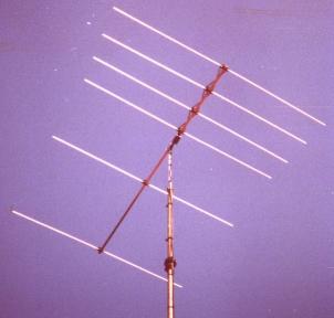 periodic antenna Log amateur radio