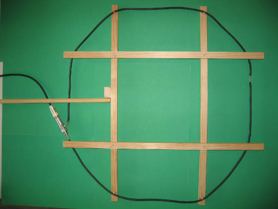 HR receiving loop antenna - Ham Radio Library