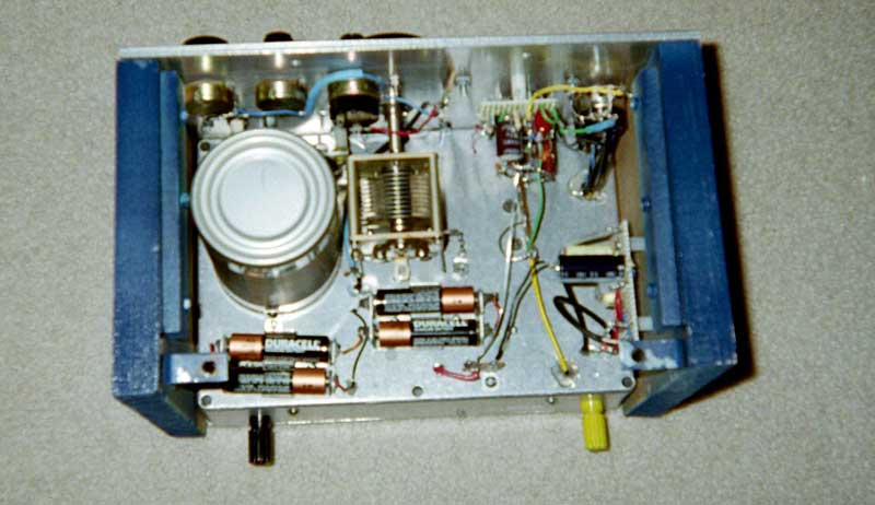 Regenerative (REGEN) Radio Receiver - Ham Radio Library