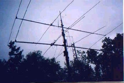 Stacked Yagi Antennas Ham Radio Library