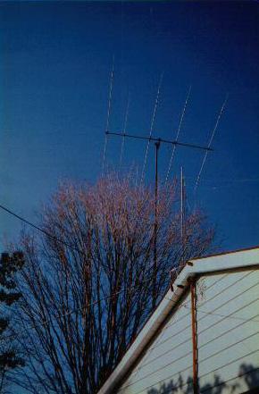Stacked Yagi Antennas - Ham Radio Library