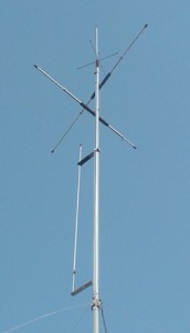 You tell Gap amateur antenna for