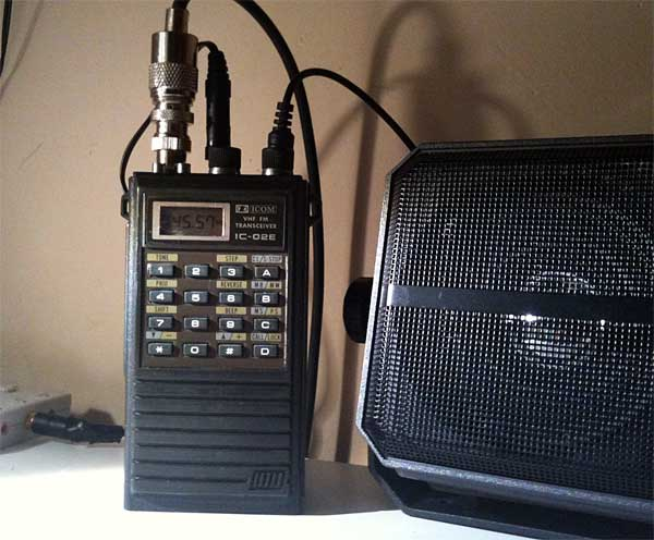Icom IC-02e