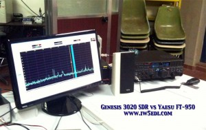 GENESIS SDR - 3020