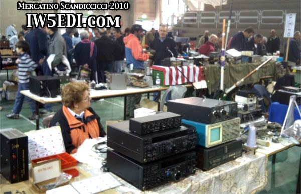 Mercato Radioamatori Scandicci