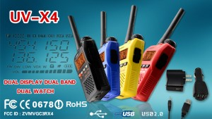 Baofeng UV-X4