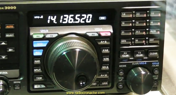 Iw5edi simone ham radio yaesu ft 3000dx receiver review for Ft 3000