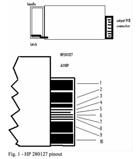 modifying hp server power supplies for ham radio use - iw5edi simone